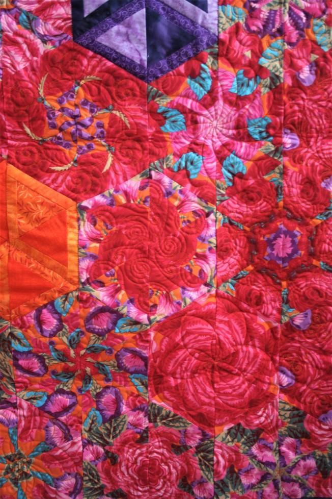 Kaleidoscope Hexi (close up 1)