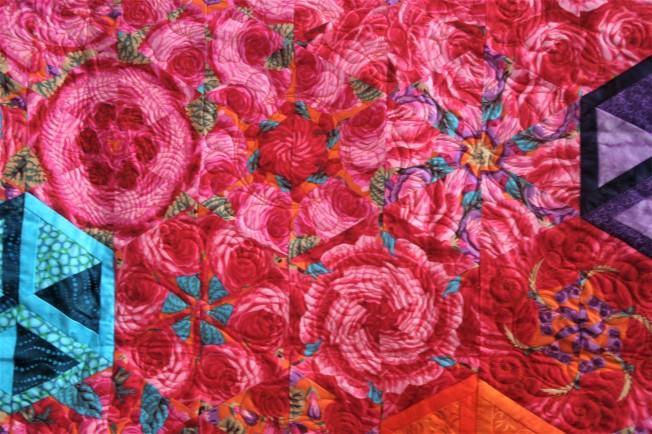 Kaleidoscope Hexi (close up 2)