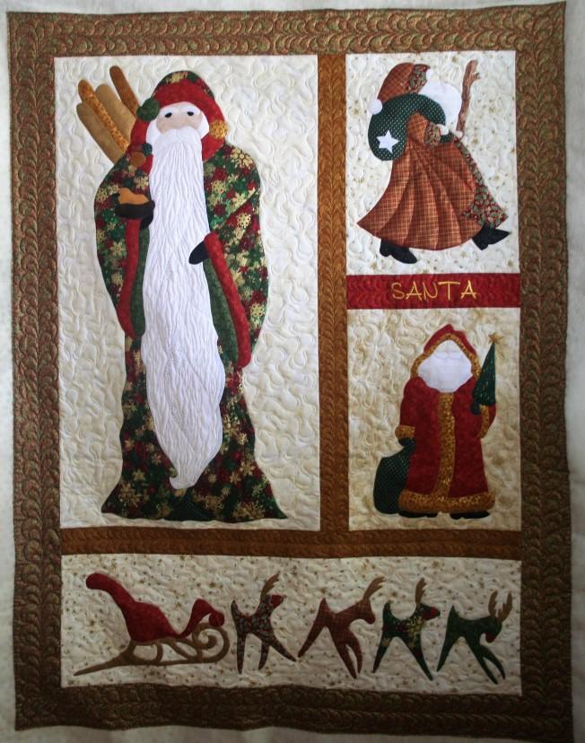 Old World Santa (front)