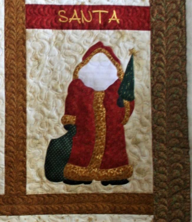 Old World Santa (close up 4)