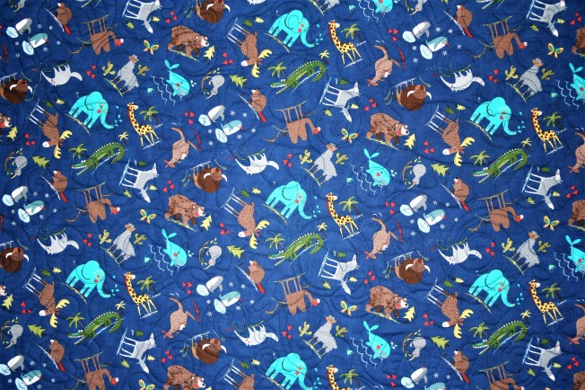 Animal Quilt (front)