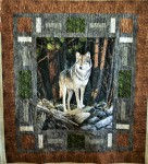 Wolf in theWoods
