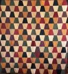 Flannel Tumbling Blocks