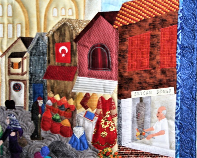 Turkish Bazaar (close up 2)