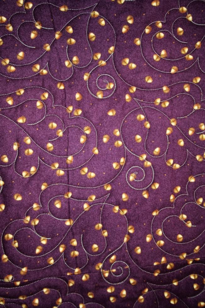 Purple Oak (back)