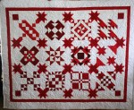 Red and White Sampler