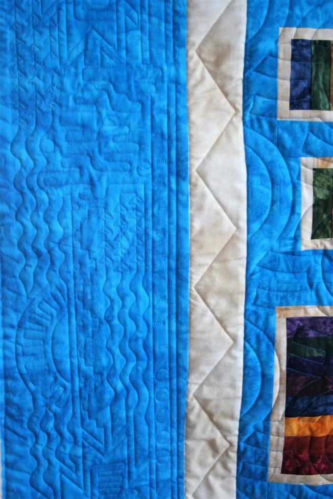 Southwest Turquoise (close up 1)