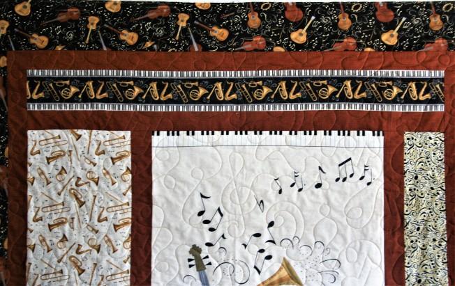 Music Quilt (borders)
