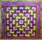 Illusions in Purple andGreen