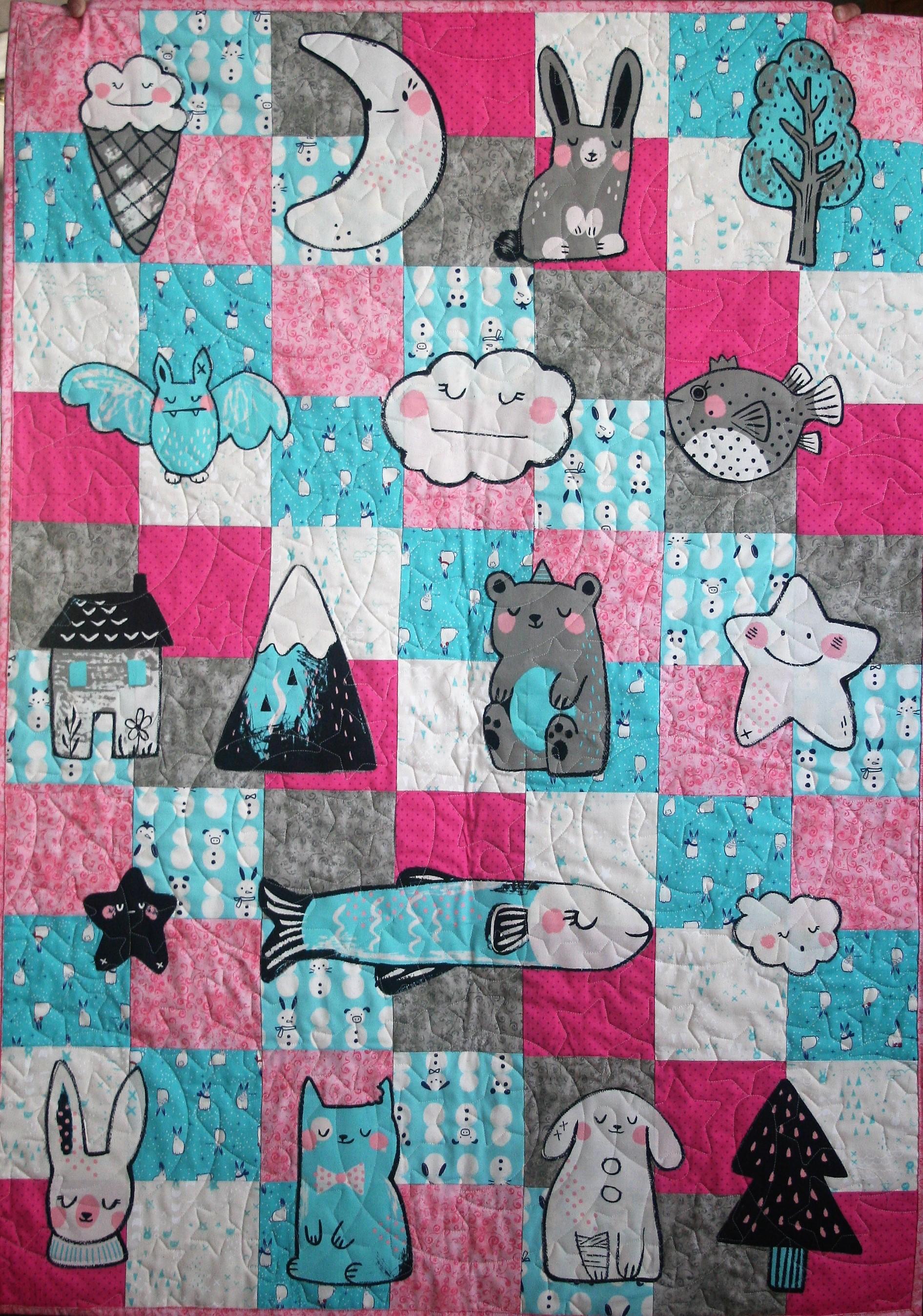 Suki's Quilt (front)