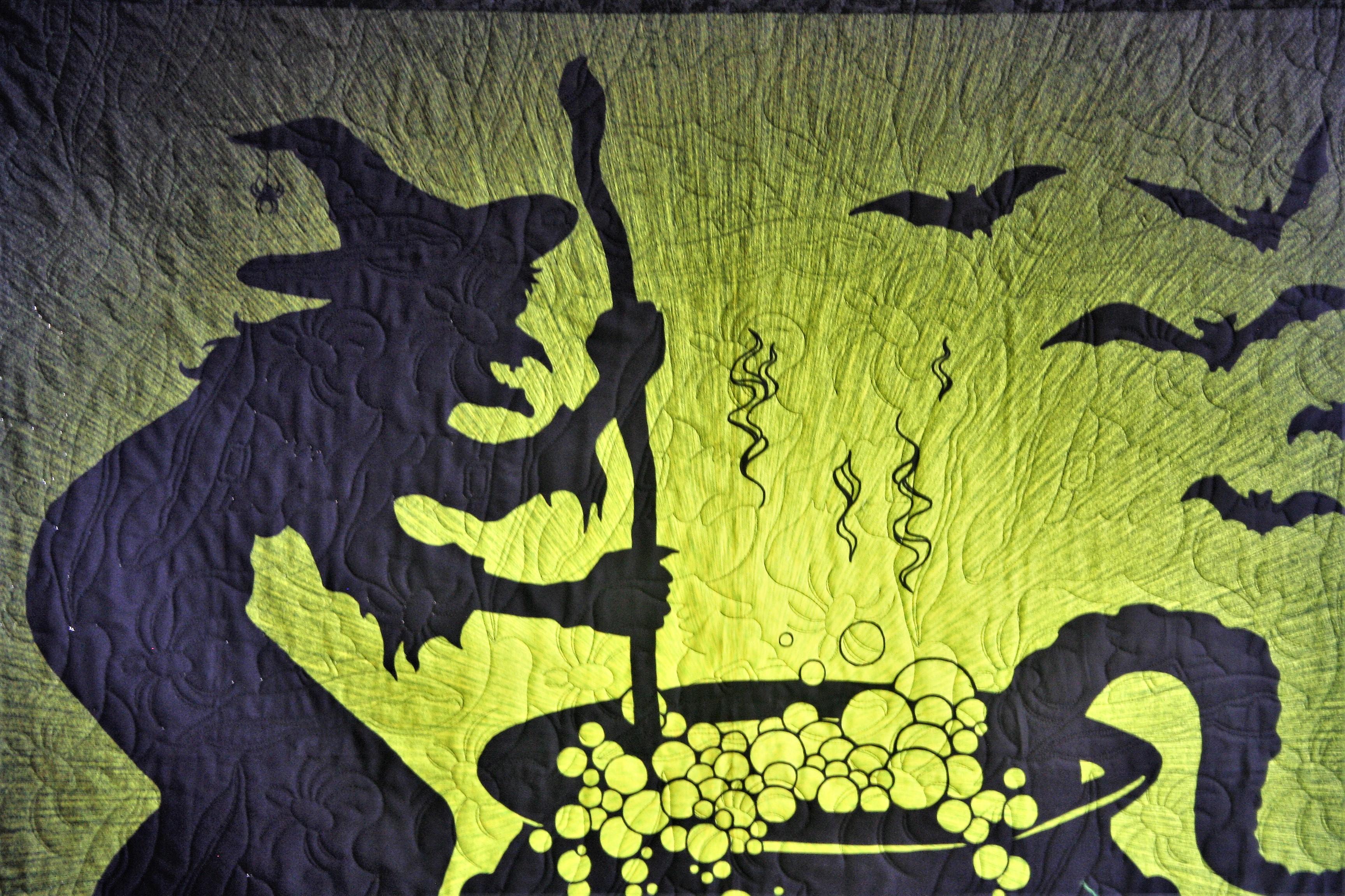 Witches Cauldron (close up)