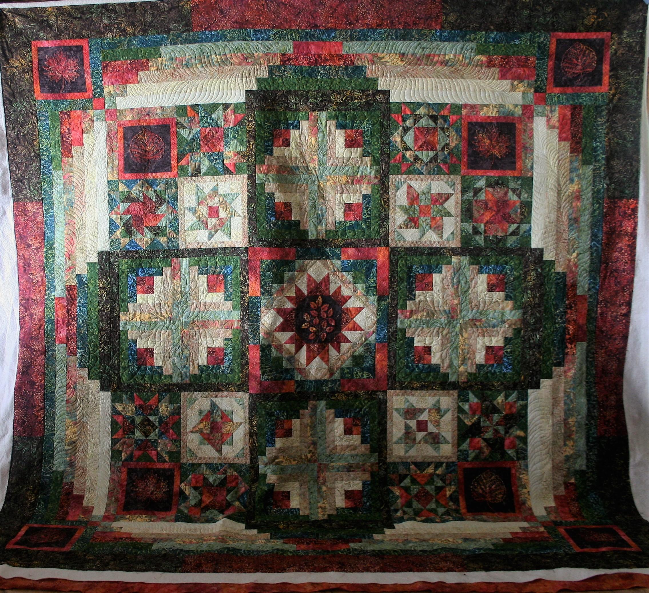 Forest Floor Custom (front)