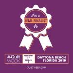 I am a semi finalist at AQS DaytonaBeach