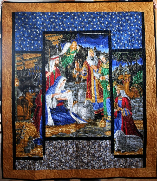 The Nativity (front)