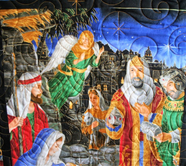 The Nativity (close up)