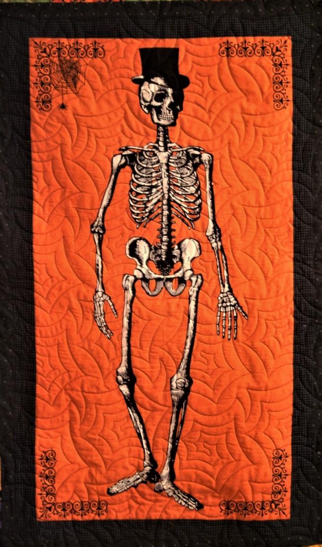 Halloween Skeleton (close up)