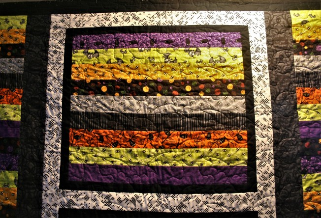 Halloween Strips (close up)