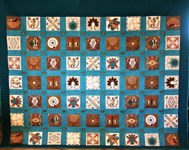 Navajo Quilt (front)