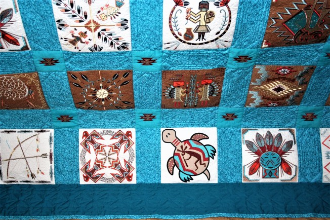 Navajo Quilt (close up 2)