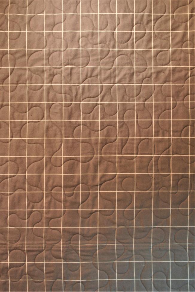 Design Wall Quilt (close up)