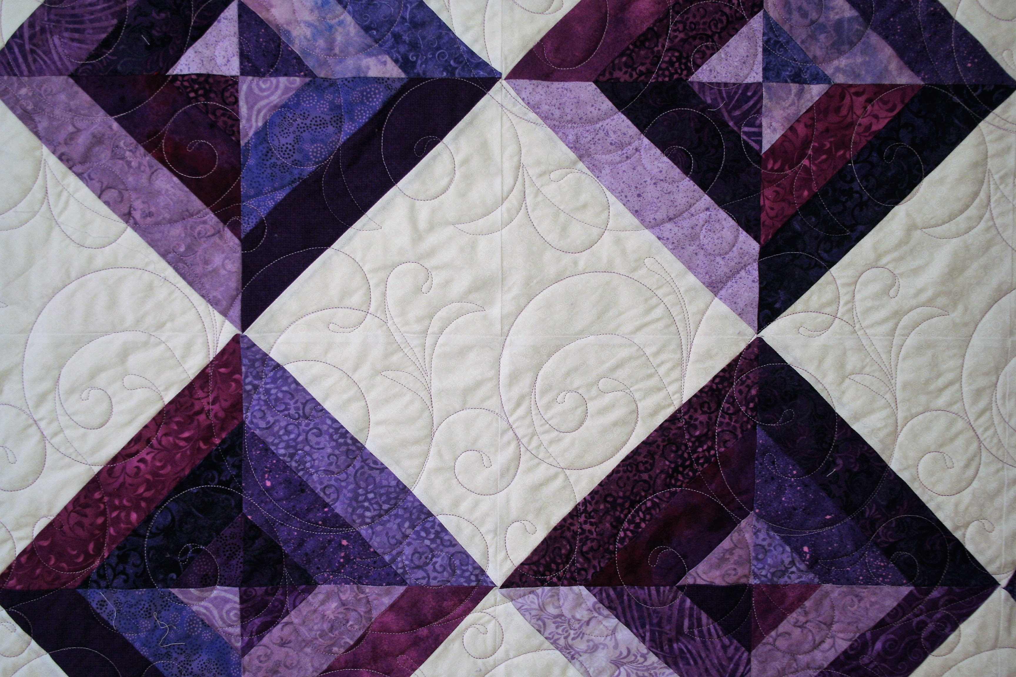 Purple Denali (close up)