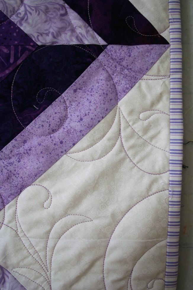 Purple Denali (binding)