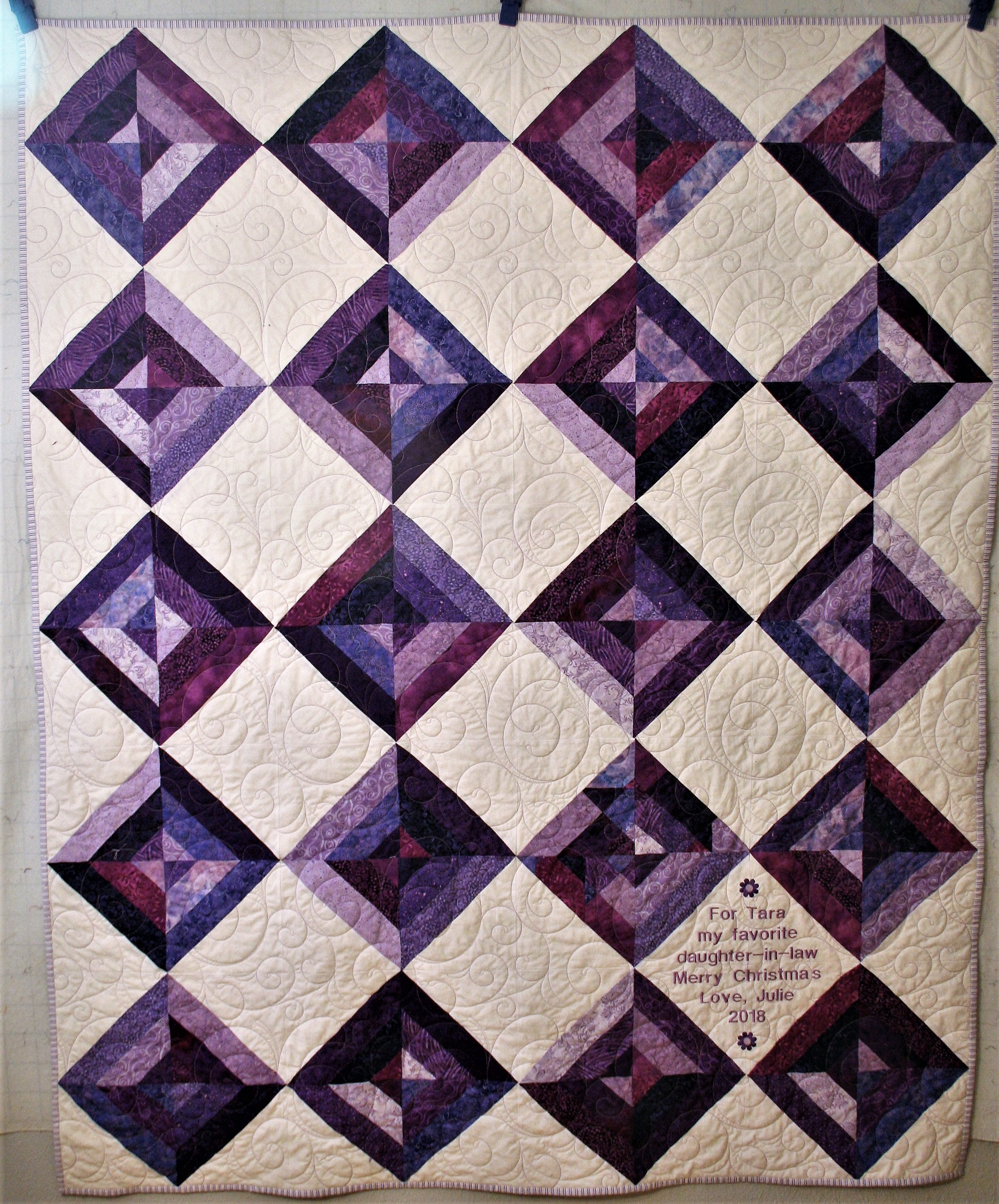 Purple Denali (front)