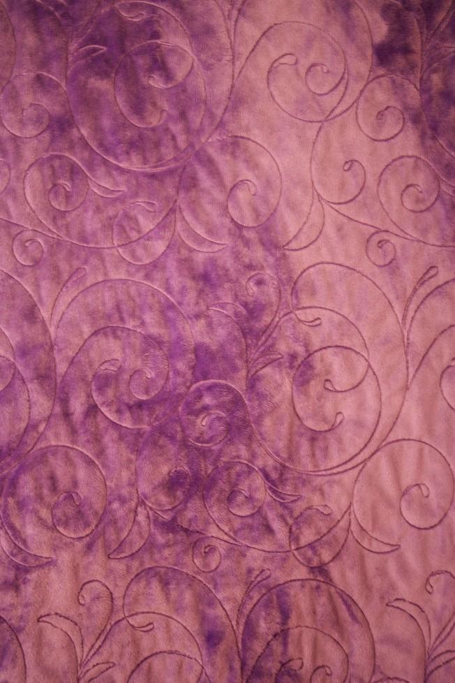 Purple Denali (back)