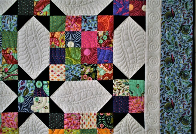Katie's Quilt (close up 1)