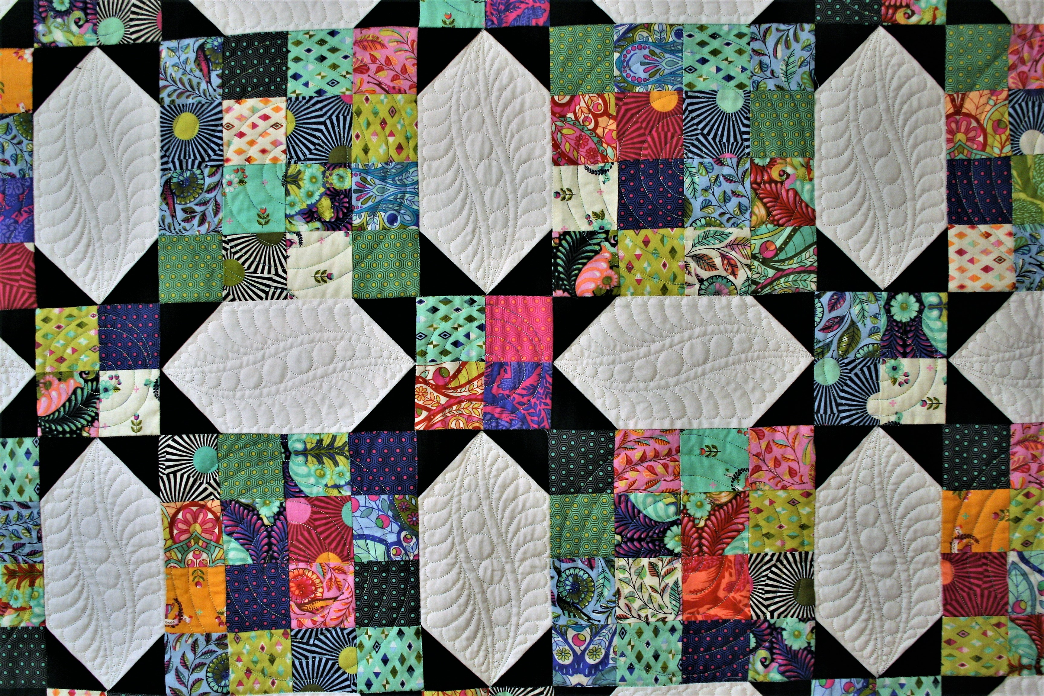 Katie's Quilt (close up 2)