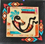 Kokopelli Wall Hanging