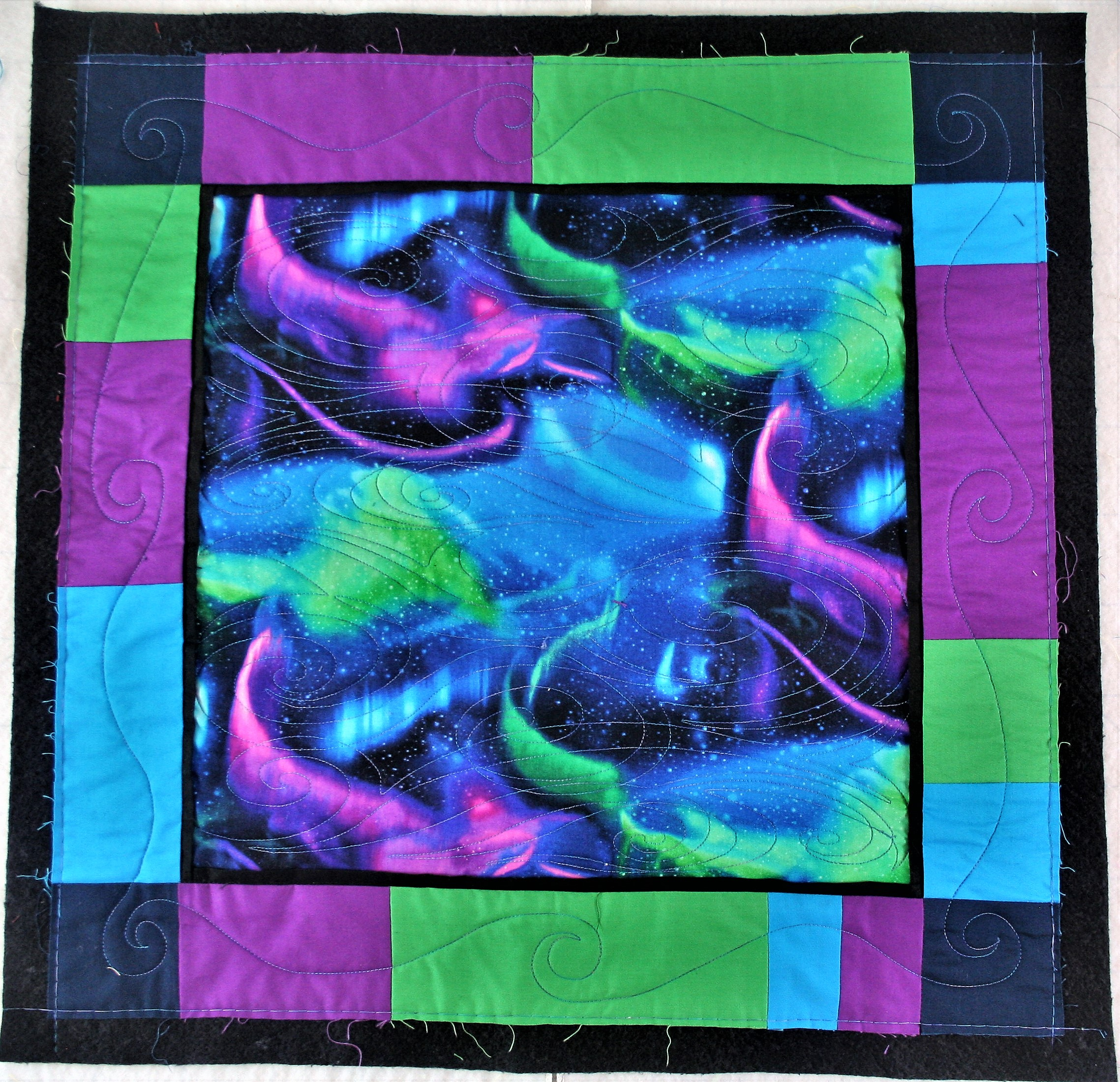Northern Lights Wall Hanging