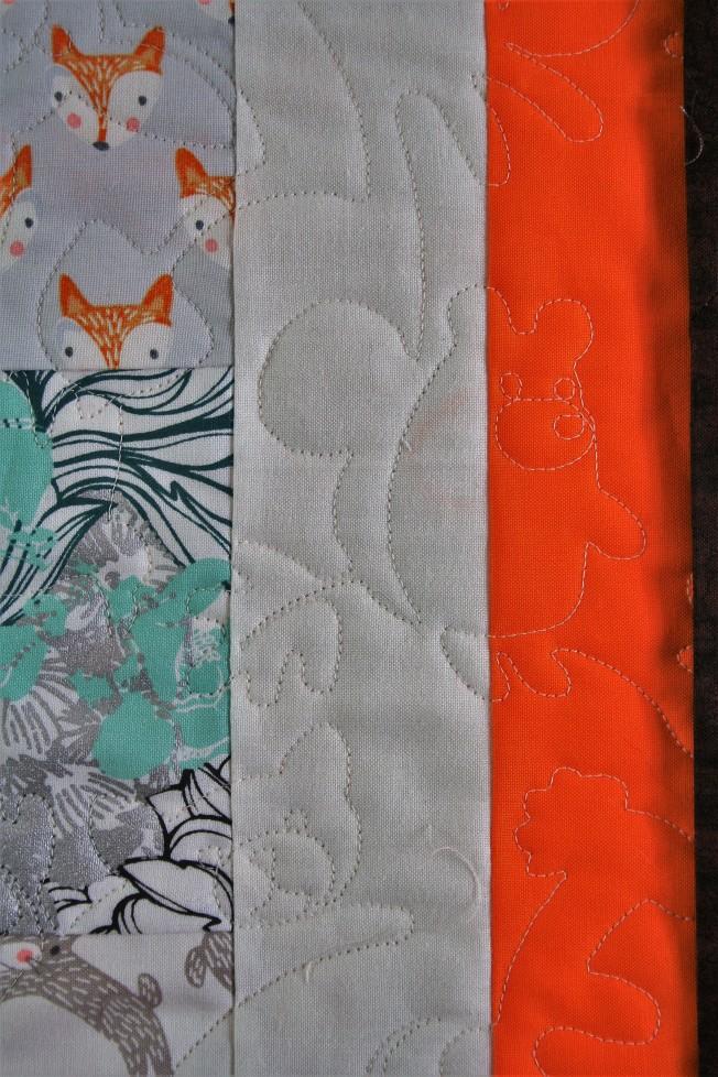 Foxy Friends (close up 2)