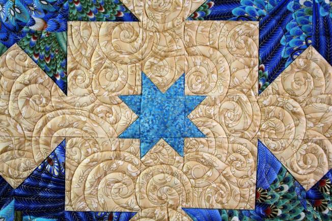 Golden Kaleidoscope (close up 3)