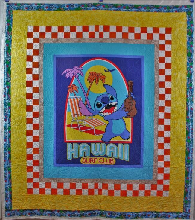 Hawaiian Stitch (front)