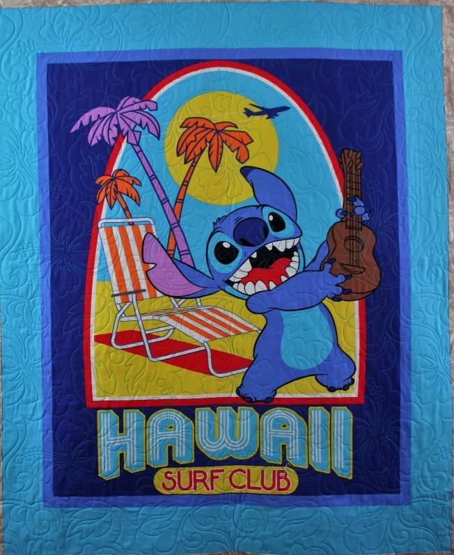 Hawaiian Stitch (close up 2)