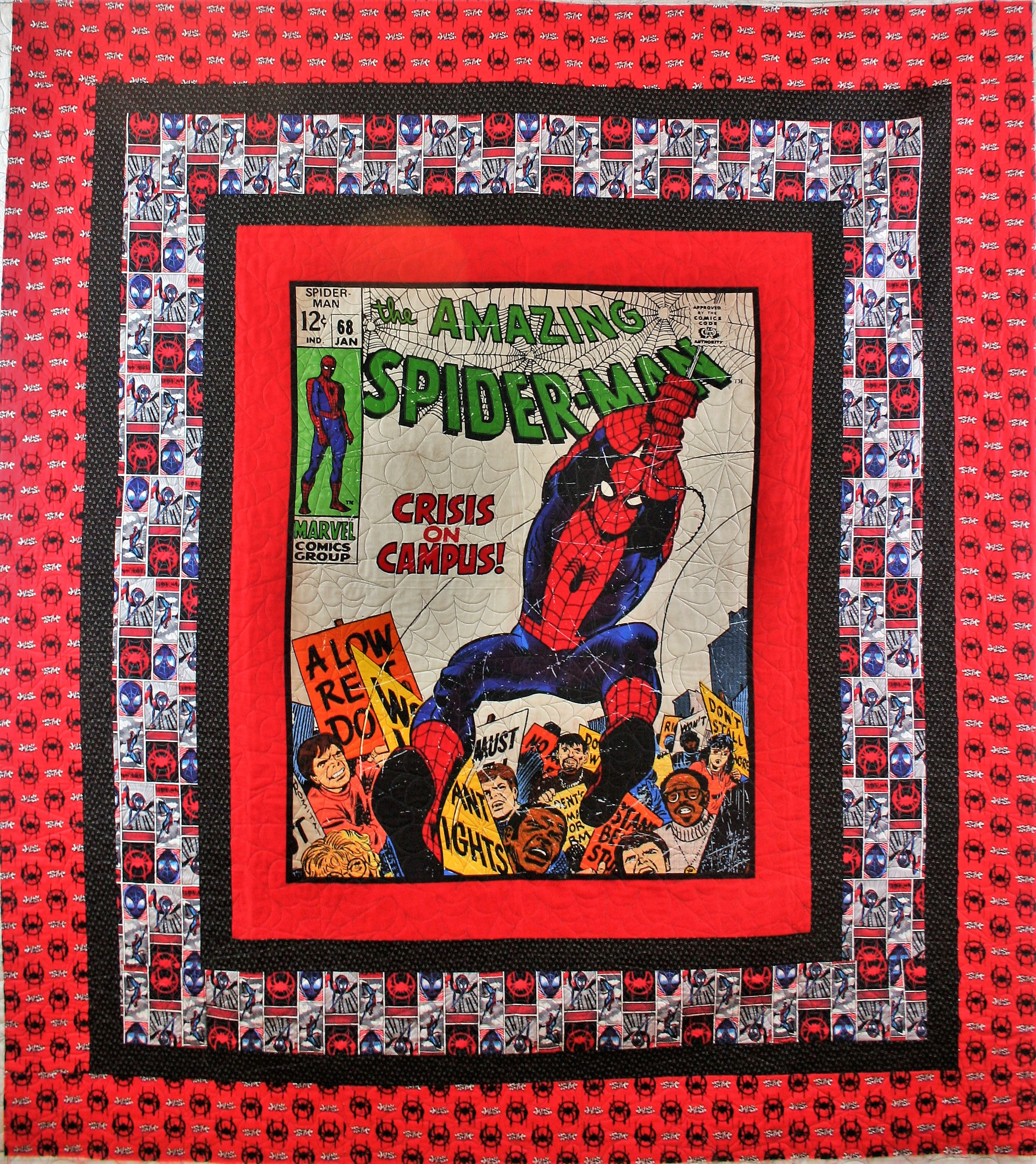 Spiderman (front)