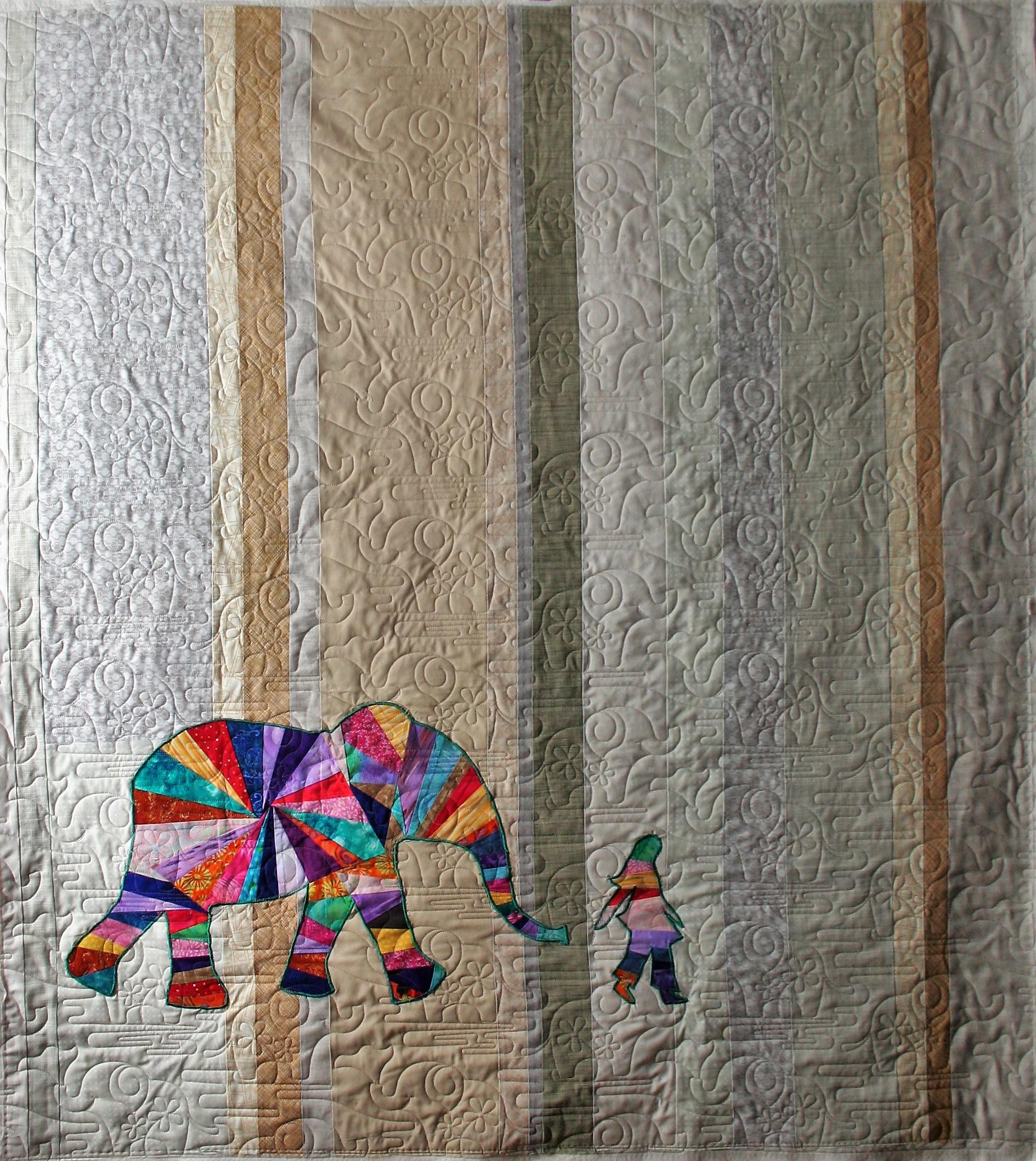 Elephants & Elephants (front)