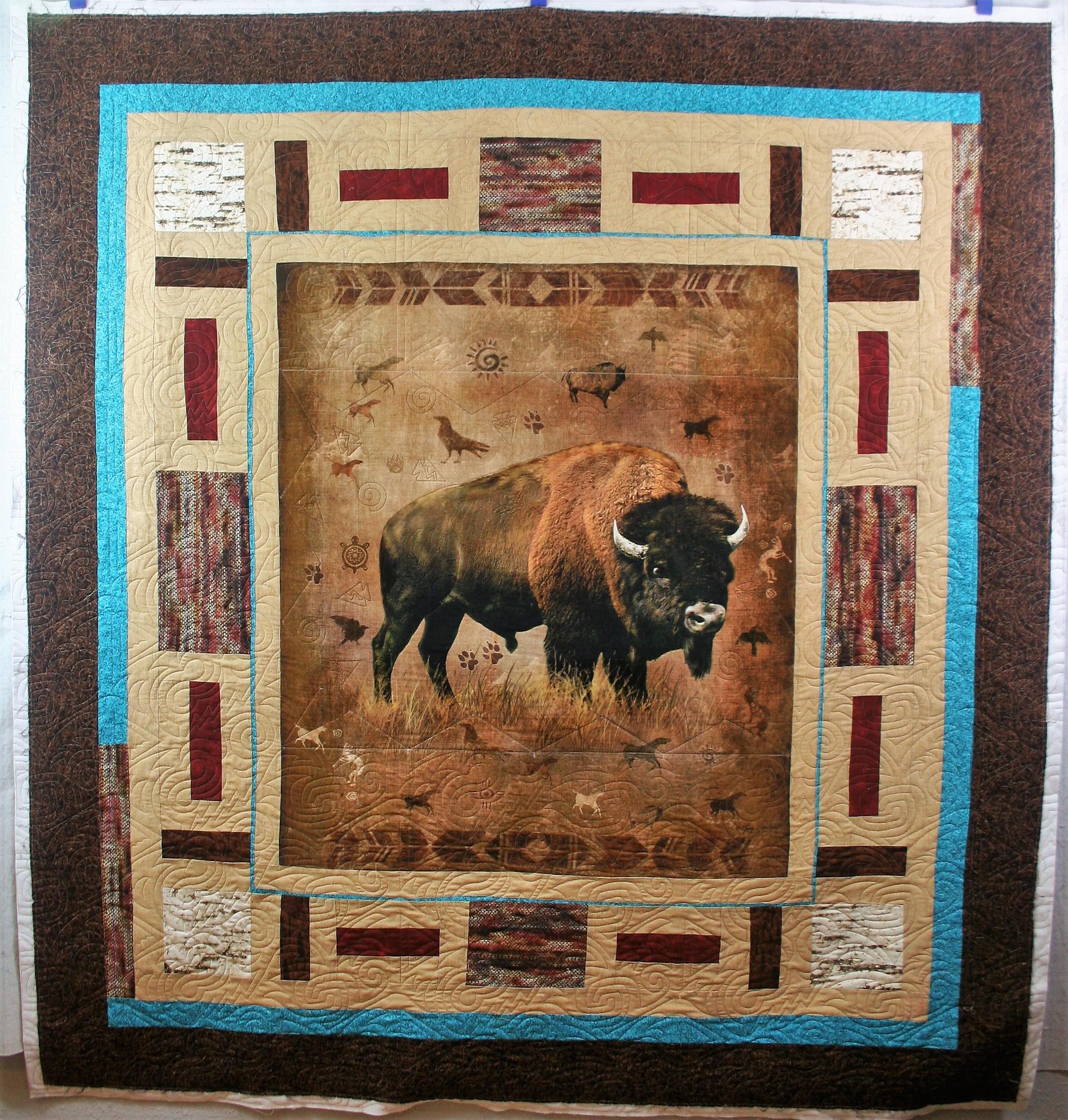Southwest Bison (front)