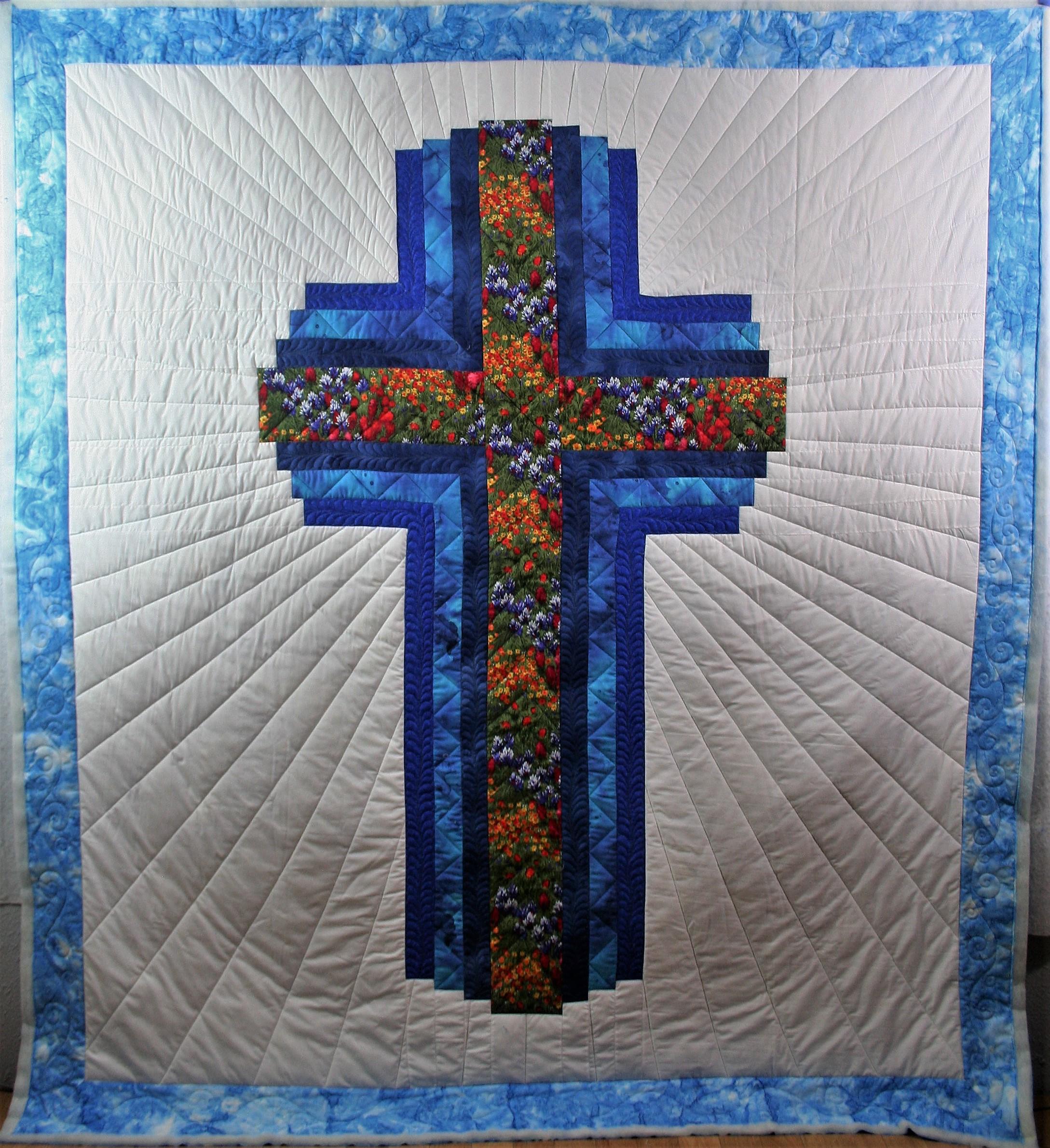 Blue Cross (front)