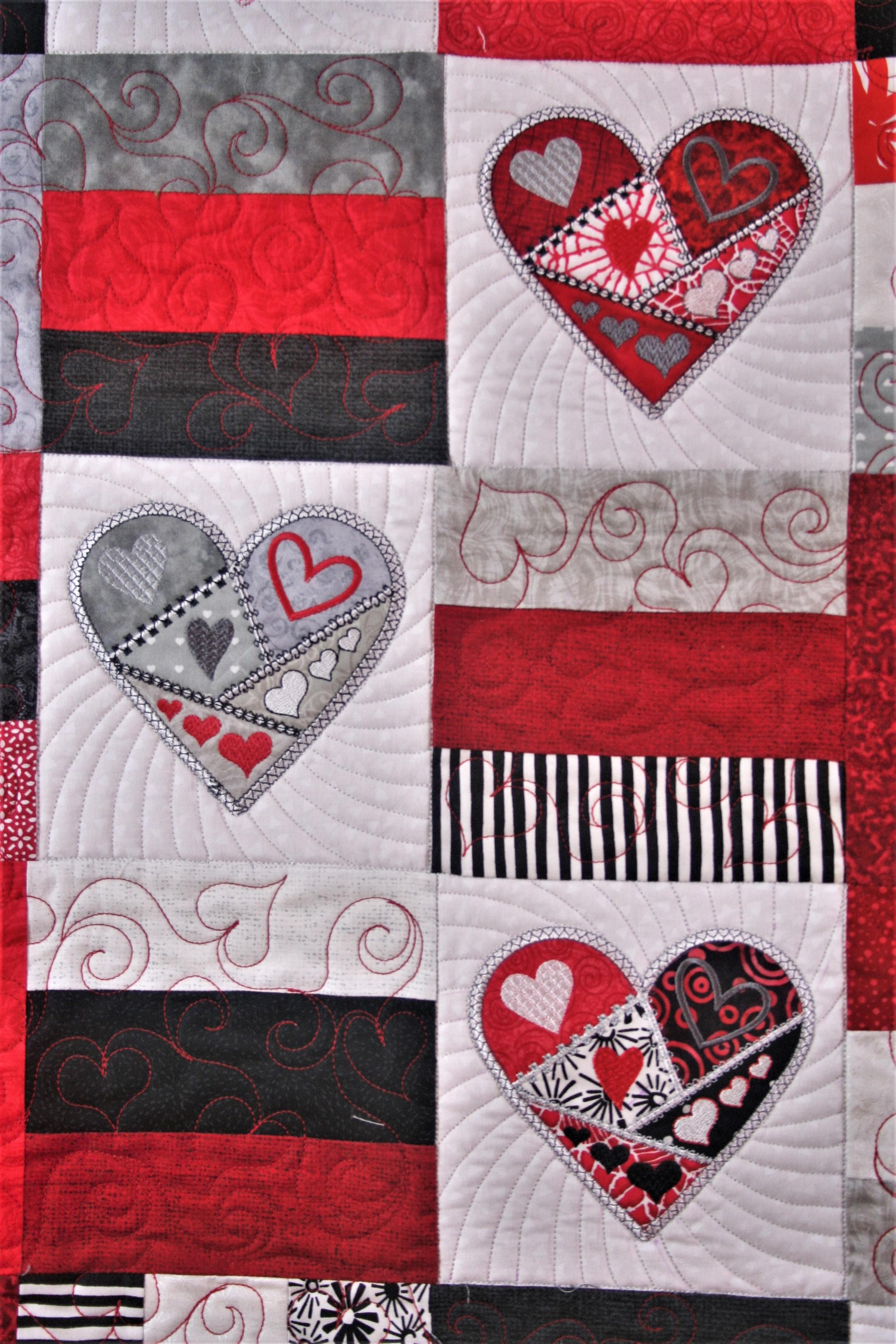 November Hearts (close up 1)