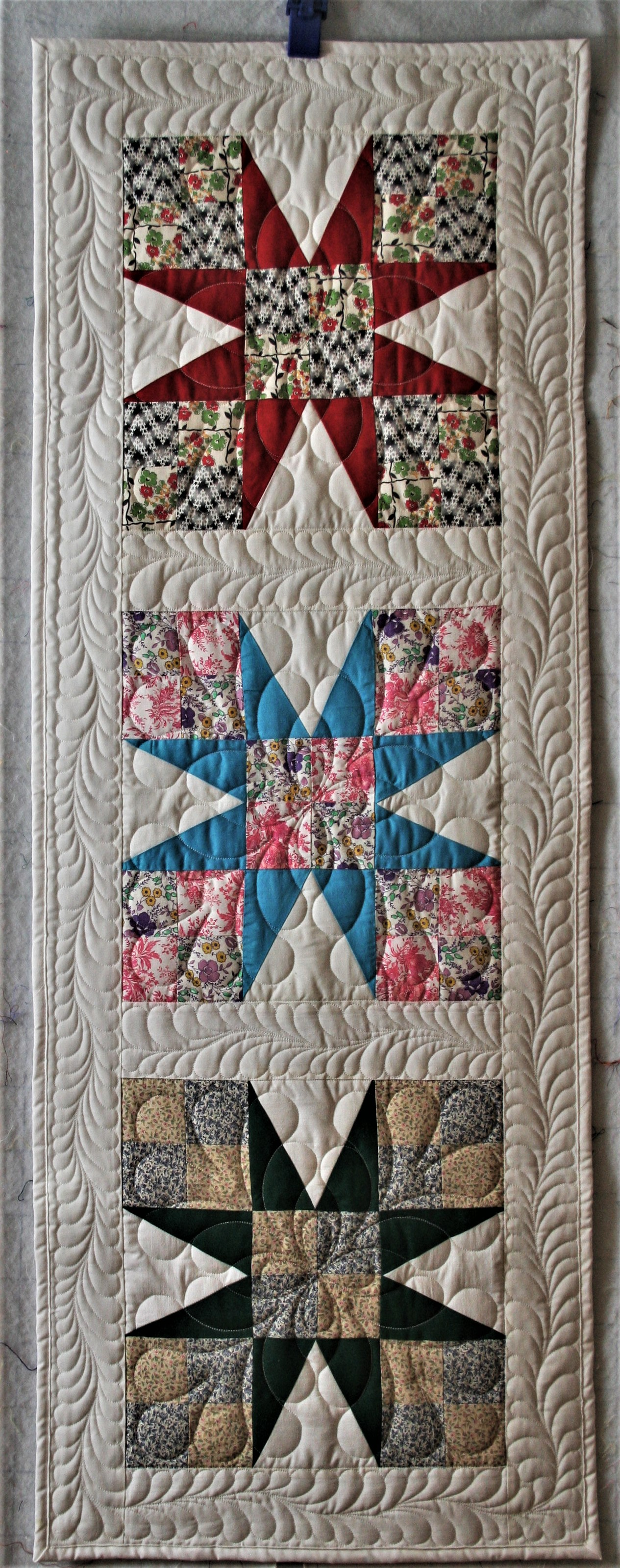Antique Wall Hanging (front #7)