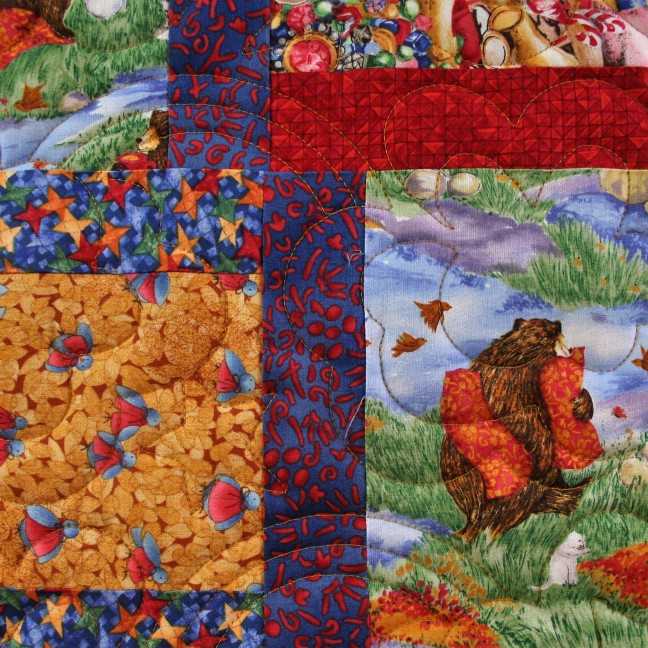 I Spy Bears and Stars (close up)