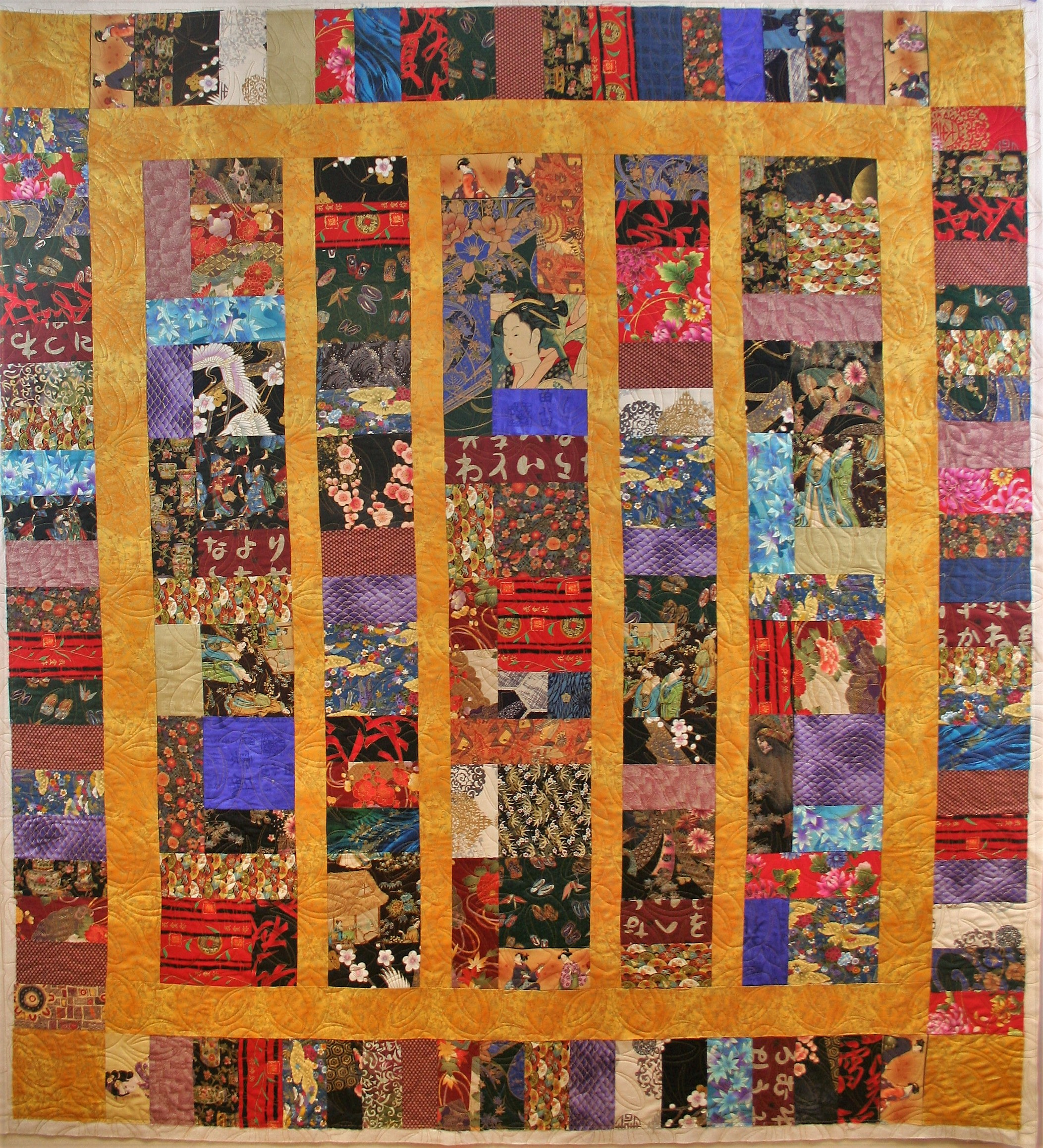 Japanese Quilt (front)
