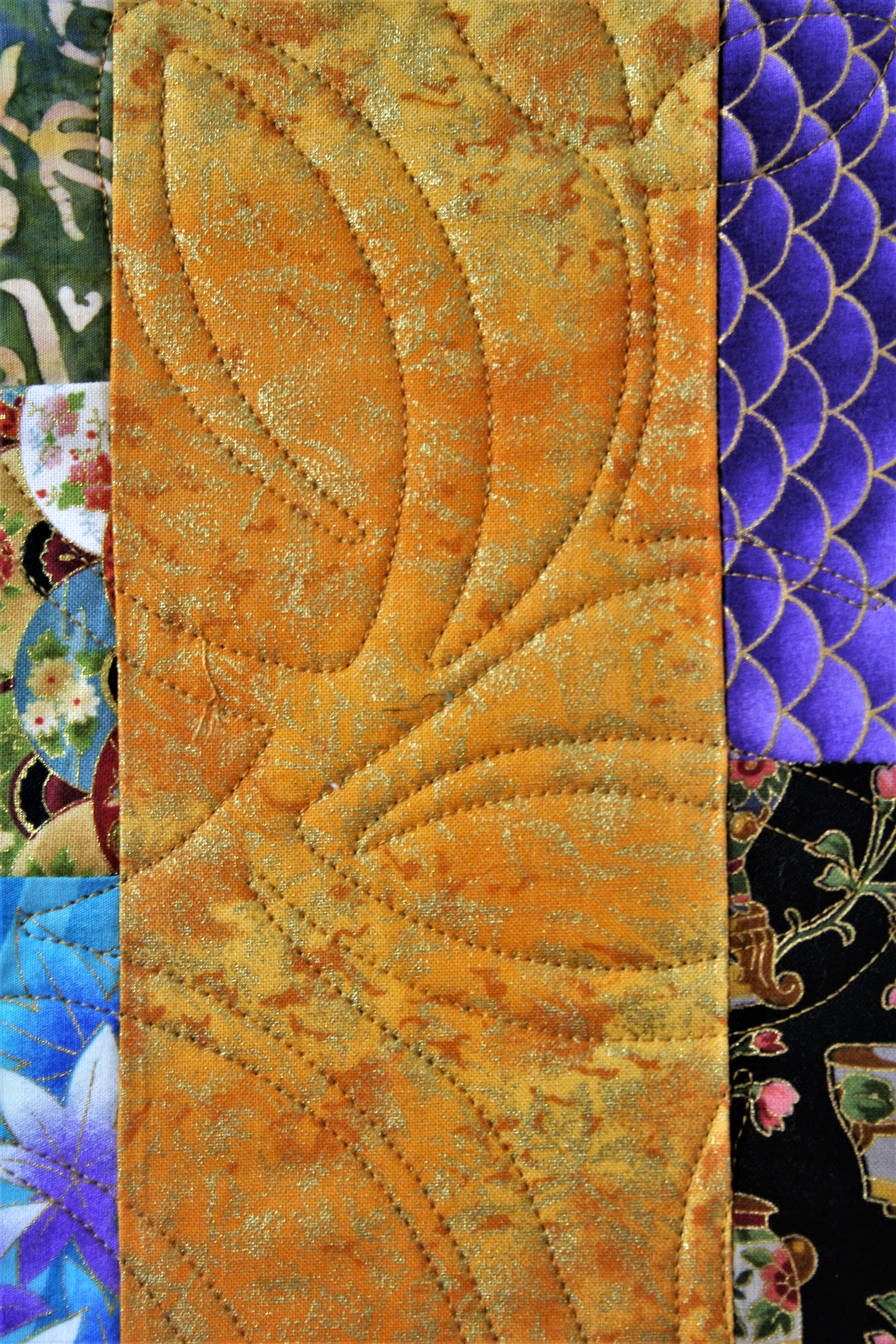 Japanese Quilt (close up 2)
