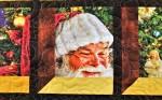 Santa in theWindow