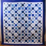 Big Blue Quilt