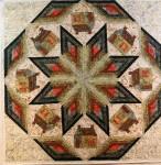 Sage Batik Diamonds